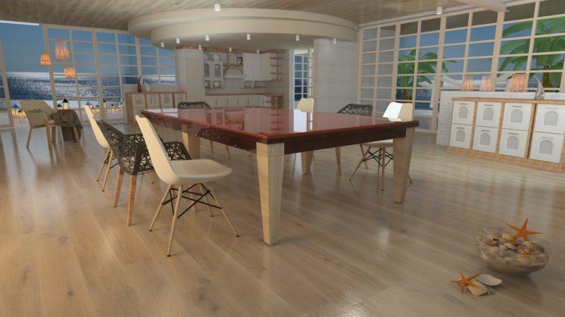 biliardo tavolo canosa italia nove laccato marono e aranccio