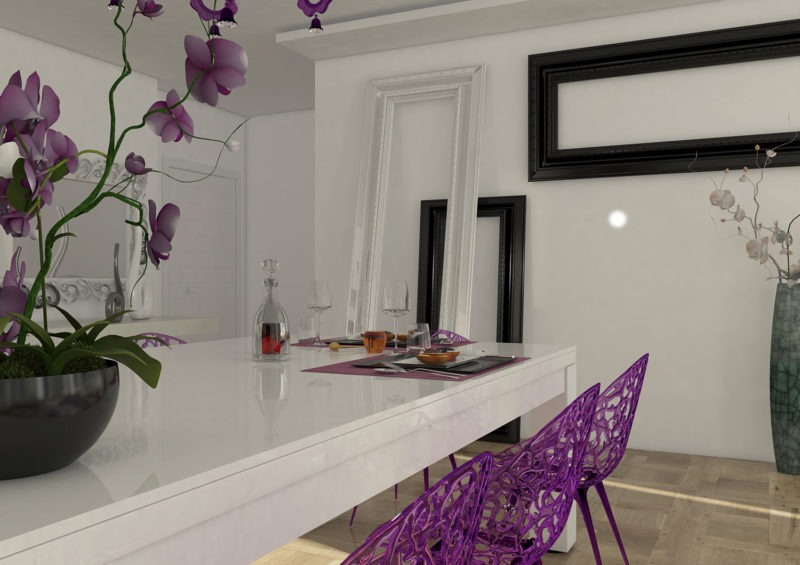 tavolo biliardo italia quattro laccato bianco design