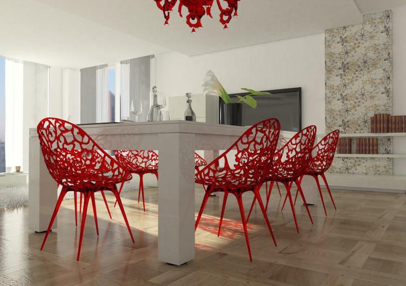 tavolo biliardo italia quattro laccato bianco arredamento design