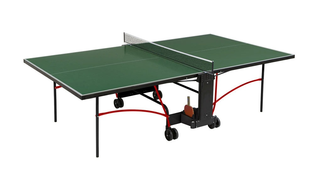Ping Pong Table Garden