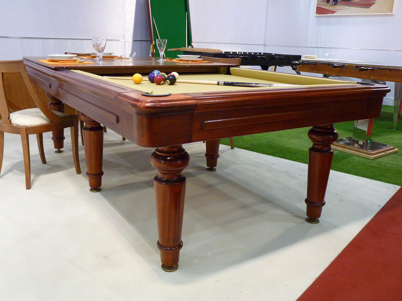 Tavolo da pranzo e biliardo italia dodici biliardi italia - Biliardo tavolo da pranzo ...