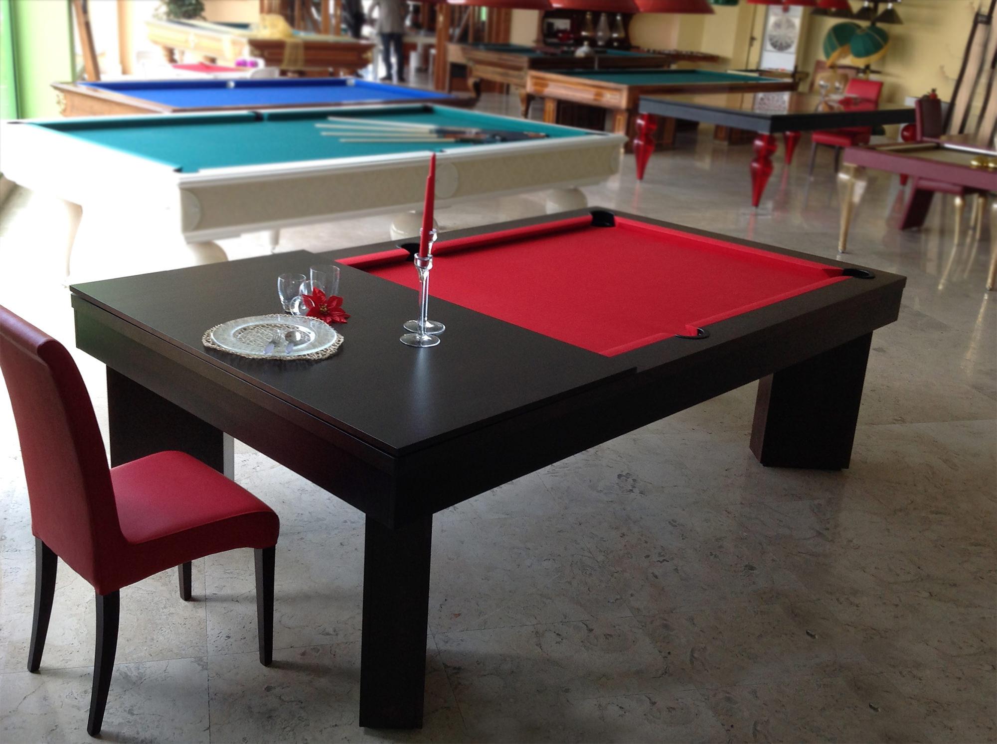 biliardo tavolo visconti